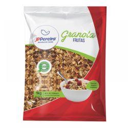 Granola com Frutas 2 pacotes de 1 kilo