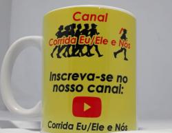 Caneca Canal Eu Ele e Nós