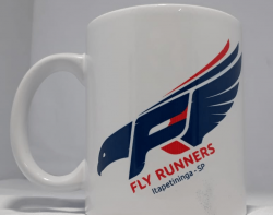 Caneca Fly Runners