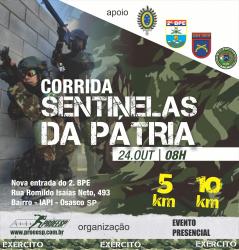 SENTINELAS DA PATRIA -  OSASCO (SP)